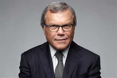 Martin Sorrell: 'I'm going to start again'
