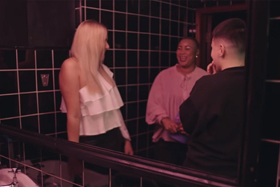 MMGB: Smirnoff celebrates female bouncers and trans bartenders in Lad Bible partnership