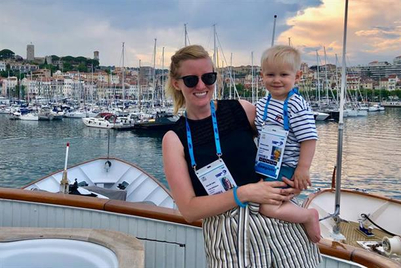Blog: What I learned from taking my toddler to Cannes