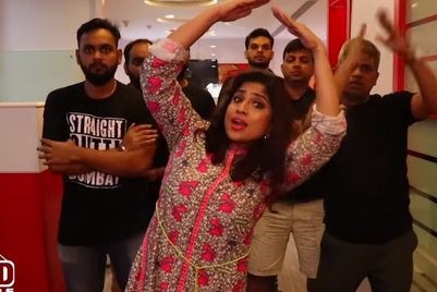 Red FM, Malishka continue to bat for the battling Mumbaikars