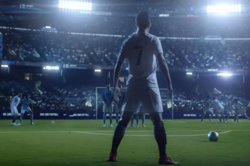 Weekend Watch: Nike shows a glimpse of the footballing future