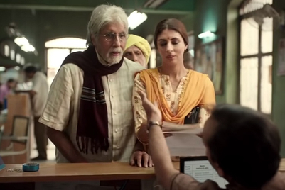Kalyan Jewellers withdraws film featuring Amitabh and daughter Shweta that hurt sentiments of bankers