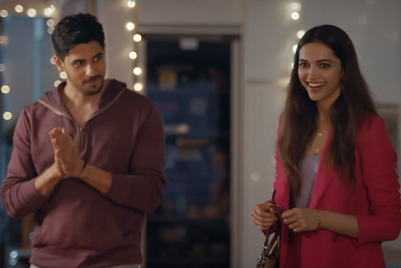 Deepika Padukone, Sidharth Malhotra conversation pushes Oppo's flash charge feature