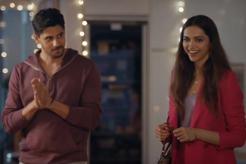 Deepika Padukone, Sidharth Malhotra conversation pushes Oppo's flash charge feature