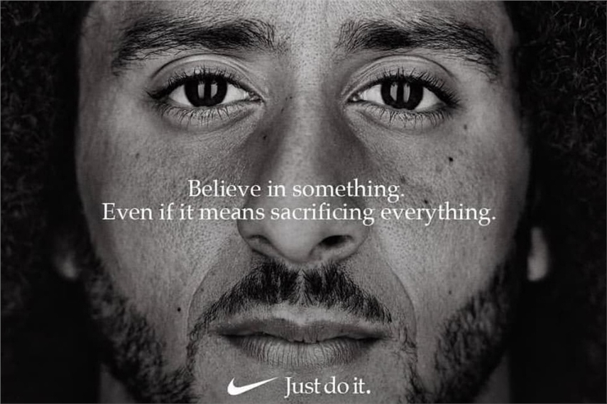 Nike's Kaepernick ad: Let's not get carried away