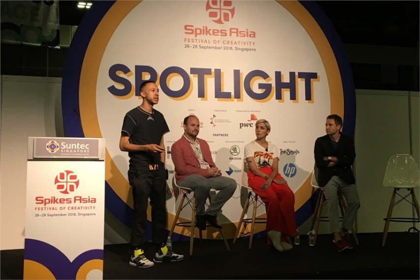 Spikes Asia 2018: A better way to game the Olympic games