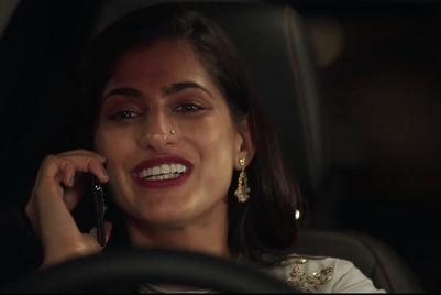 Ford and Airtel bat for a safe Diwali on the road with Kubbra Sait