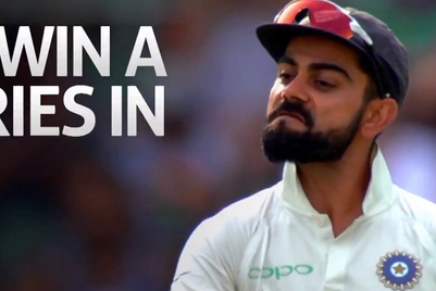 Why is Fox Sports turning to 'King Virat Kohli'
