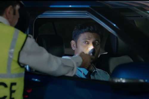 Hyundai dramatises the need for road safety