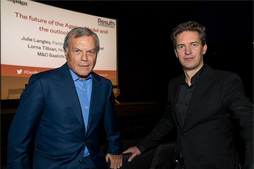 Sorrell and MediaMonks lift lid on S4 Capital's ambitions