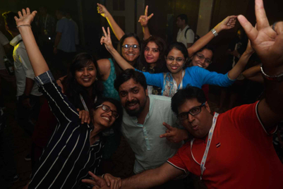 Goafest 2019: Images for the after party on day three