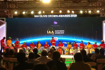 Images from the IAA Olive Crown Awards 2019