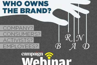 Campaign webinar: Who owns the brand?