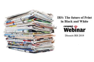 Campaign Webinar IRS 2019:
