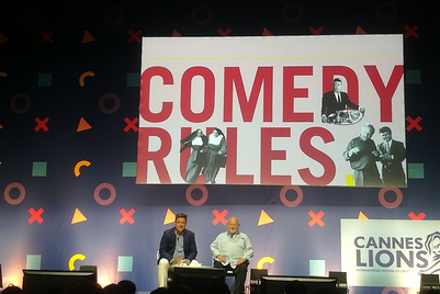 Cannes Lions 2019: How brands can use comedy and not bear the brunt