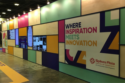 Spikes Asia launches 'See It Be It' programme