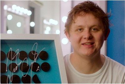 Oreo pulls off creepy stunt by selling biscuits licked by Lewis Capaldi