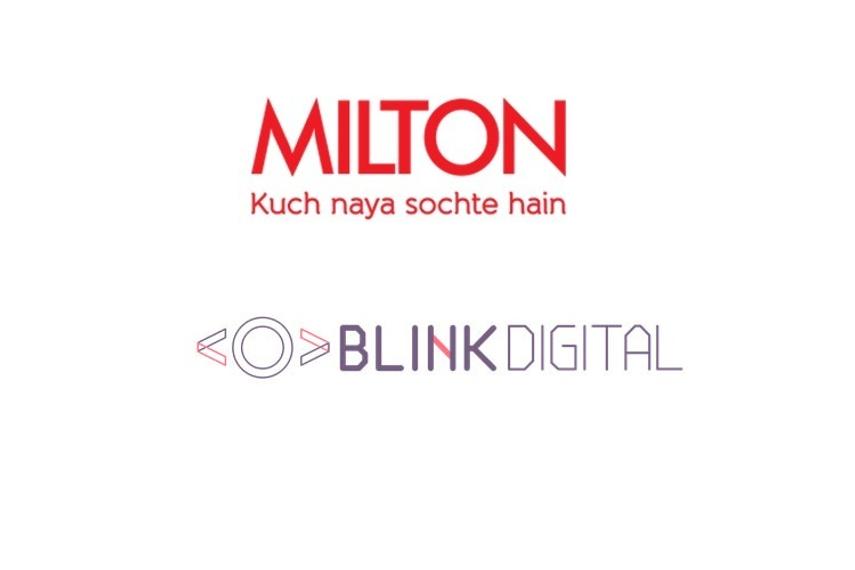 Blink Digital to handle Milton