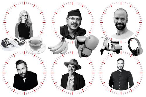The soul-feeding habits of six leading creative minds