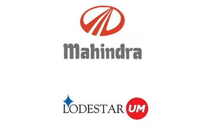 Lodestar UM retains the INR 400 crore Mahindra business
