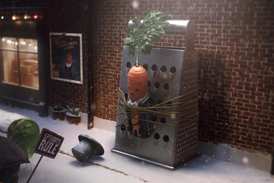 The carrot that keeps on giving: Aldi named most powerful Christmas ad in Kantar study