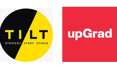 Tilt Brand Solutions bags upGrad's creative mandate
