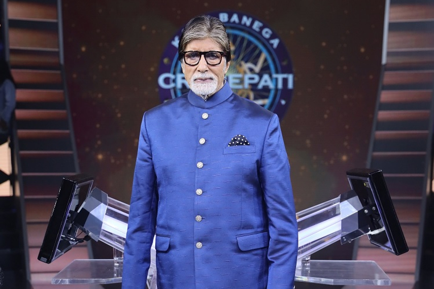 After KBC, Amitabh Bachchan will be back on Sony Pictures Networks at 9 pm