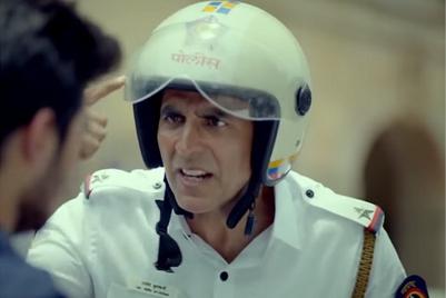 Akshay Kumar tops 'celebrity heartfulness index'