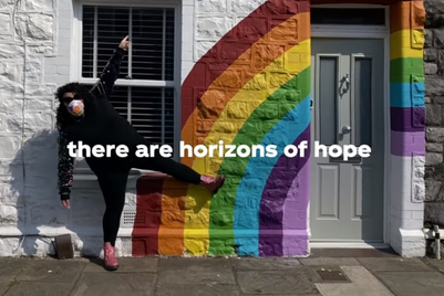 Coca-Cola thanks everyday heroes for 'filling the glass with kindness and hope'