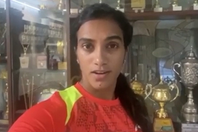 PV Sindhu and Gatorade wants India to WOFH