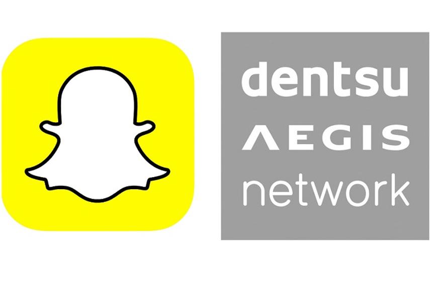 Dentsu Aegis Network and Snapchat enter strategic partnership