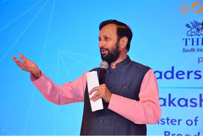 I&B minister Prakash Javadekar urges social media platforms to take accountability for fake news