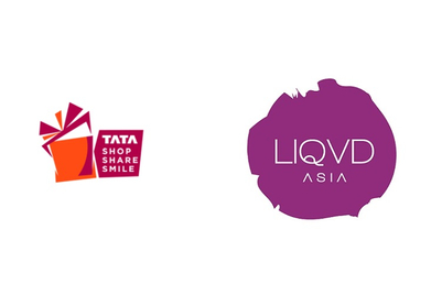 Liqvd Asia to handle creative and social media mandate for Tata Shop Share Smile