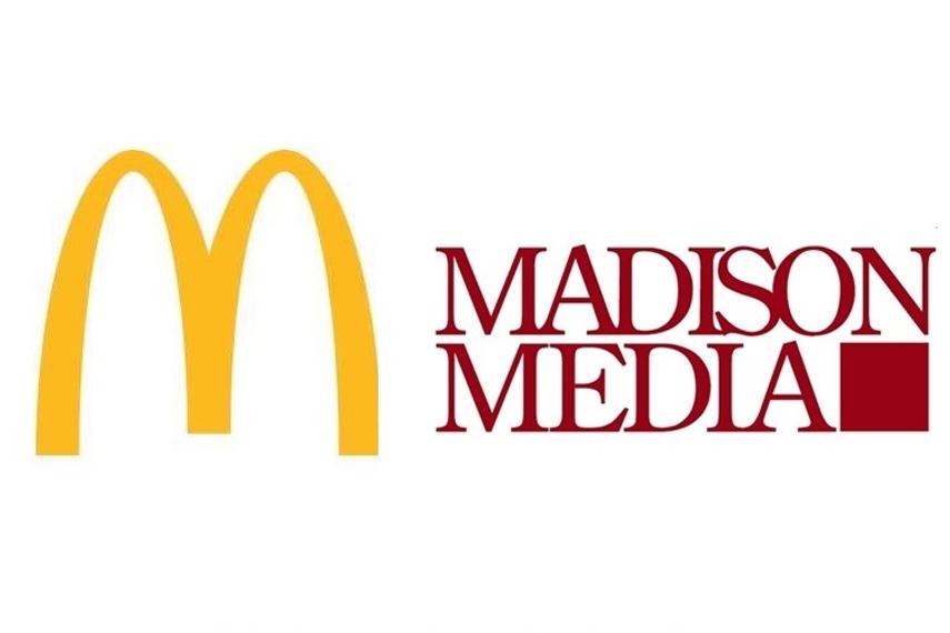 Madison retains McDonald's media mandate, wins additional digital mandate