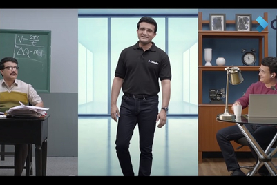 Classplus gets Sourav Ganguly to play triple role to explain benefits of app