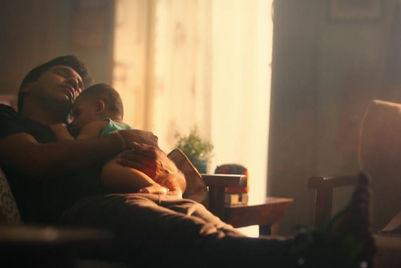 P&G's Pampers gets fathers to share the parenting load