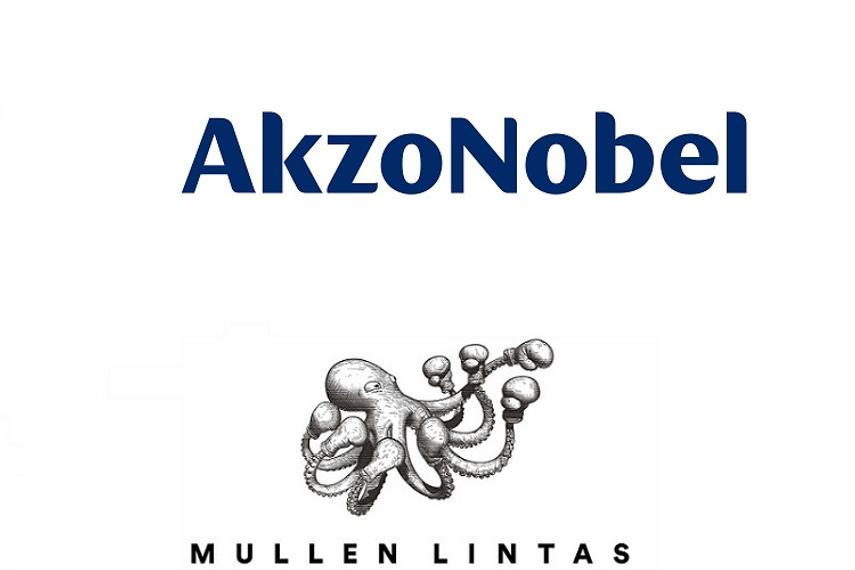AkzoNobel appoints Mullen Lintas to handle creative