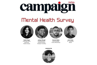 Campaign India's Mental Health Survey: The panel discussion