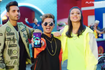 PlayerzPot brings gamers' fantasies to life with Bhuvneshwar Kumar and Smriti Mandhana