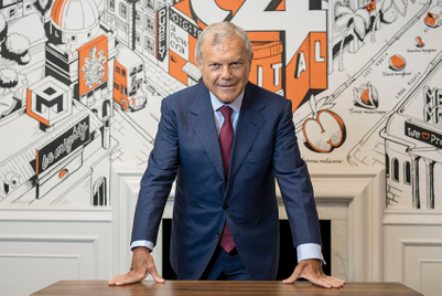 Sorrell reveals 'firepower' for more S4 mergers