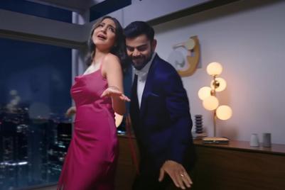 Lux gets Virushka to groove to Mohd Rafi's 'Chand Sa Roshan Chehra'