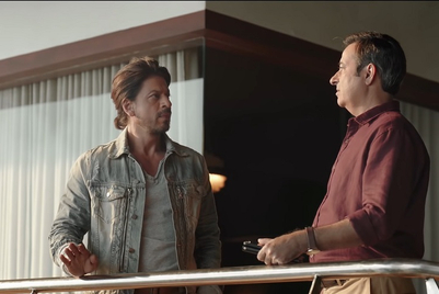 'Be there or lose your stardom': Disney+ Hotstar's message to SRK