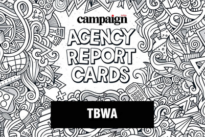 Agency Report Card 2017: TBWA