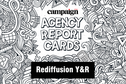 Agency Report Card 2017: Rediffusion Y&R