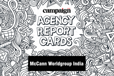 Agency Report Card 2017: McCann Worldgroup India