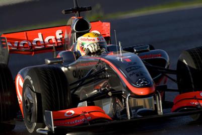 AKQA赢得F1迈凯轮集团的全球数字广告合约