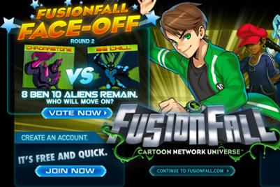 Carton Network 推出在线游戏