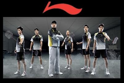 李宁在新加坡加强品牌知名度