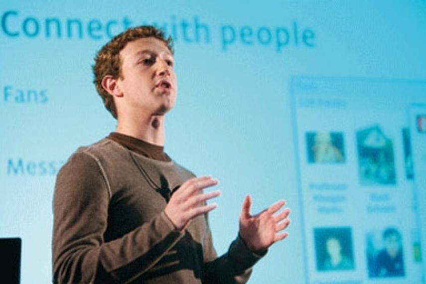 借经济衰退之机,Facebook双倍增长雇员人数