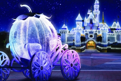 香港迪士尼乐园将奥美和尚奇列入入围名单